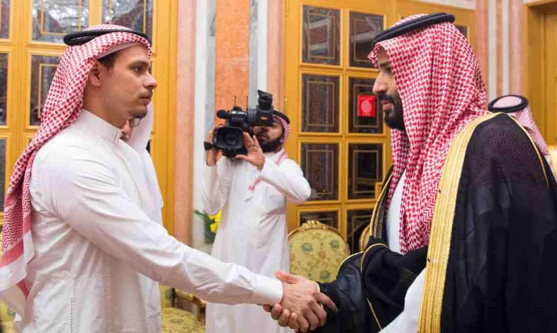 Saudi duplicity